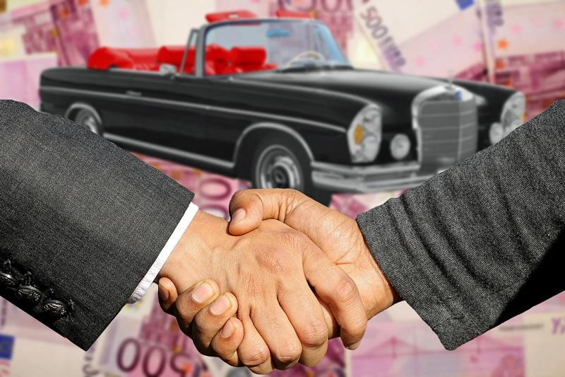 auto gegen bargeld
