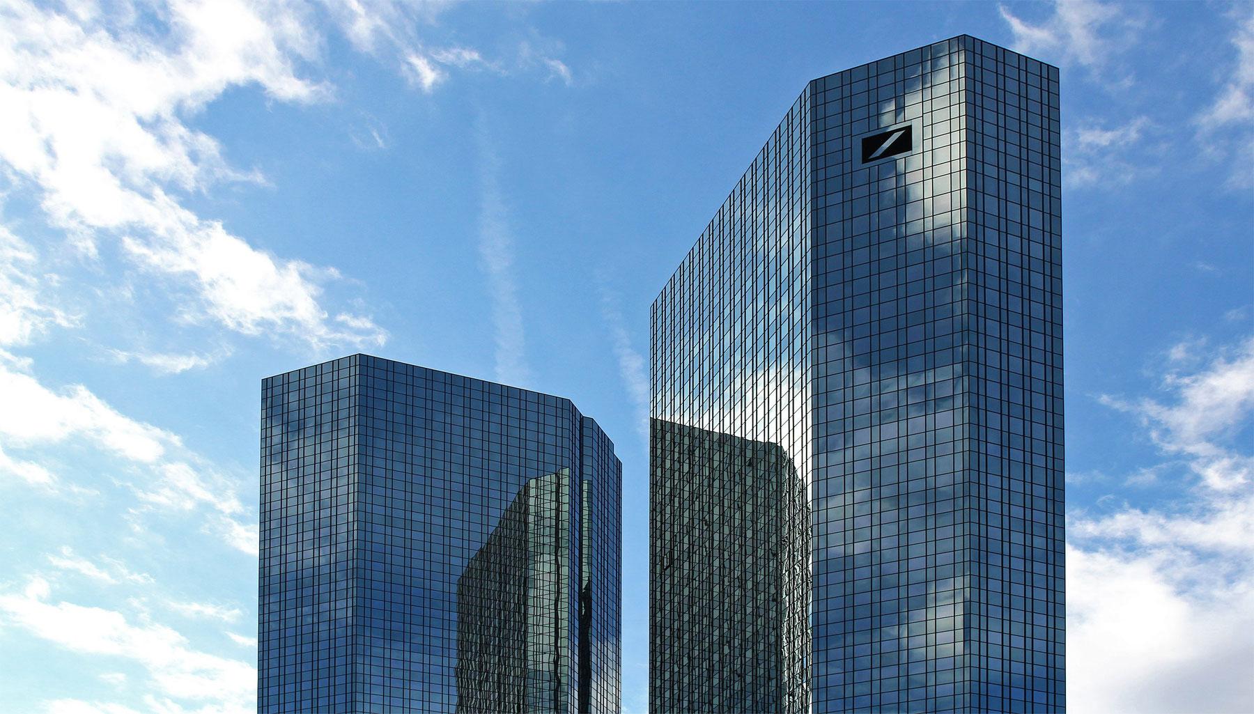 deutsche bank zentrale frankfurt